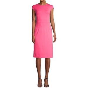 NWT Diane von Furstenberg Handlie Sheath Dress